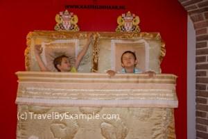You can even sleep in the Castle De Haar :)