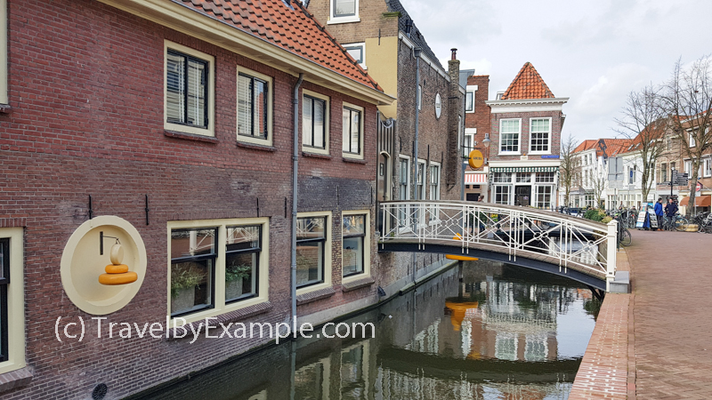 Small Dutch towns - Gouda