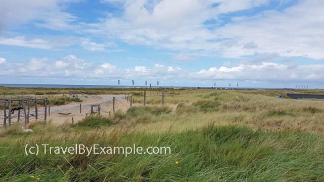 Katwijk dunes and beach