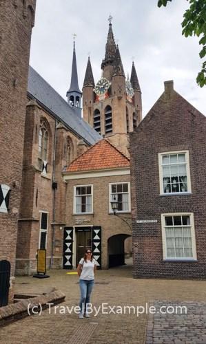 Museum Prinsenhof in Delft