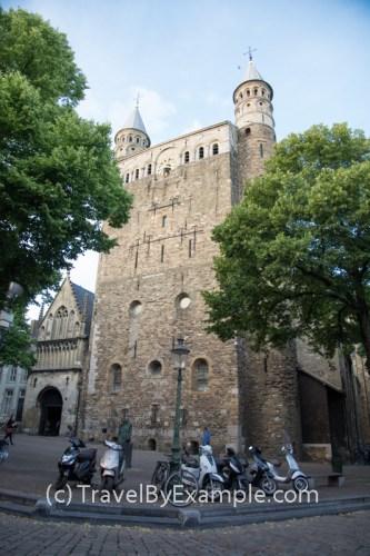 Basiliek van Onze Lieve Vrouwe, Maastricht