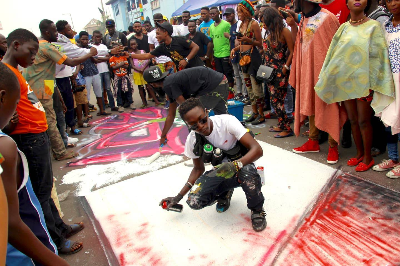 The Chale Wote Festival in Accra 2016 - travelcap de