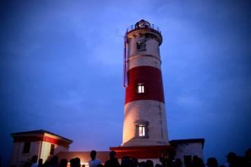 Leuchtturm James Town