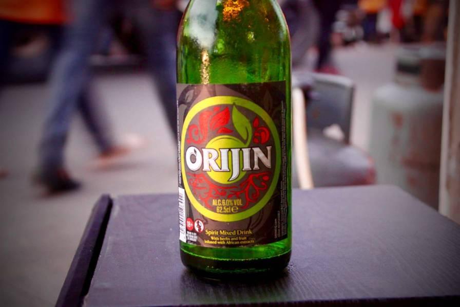 Guinness Orijin