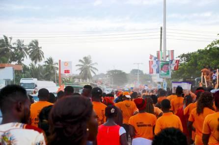 Orange Friday Carnival