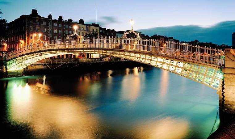 Attractions in Dublin