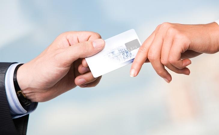 credit card info
