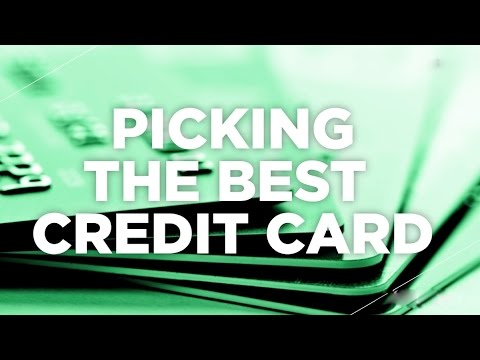 Young Money: Picking The Best Credit Card