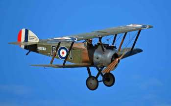 Sopwith WW1 Fighter
