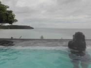 Pool @ Santiago Bay