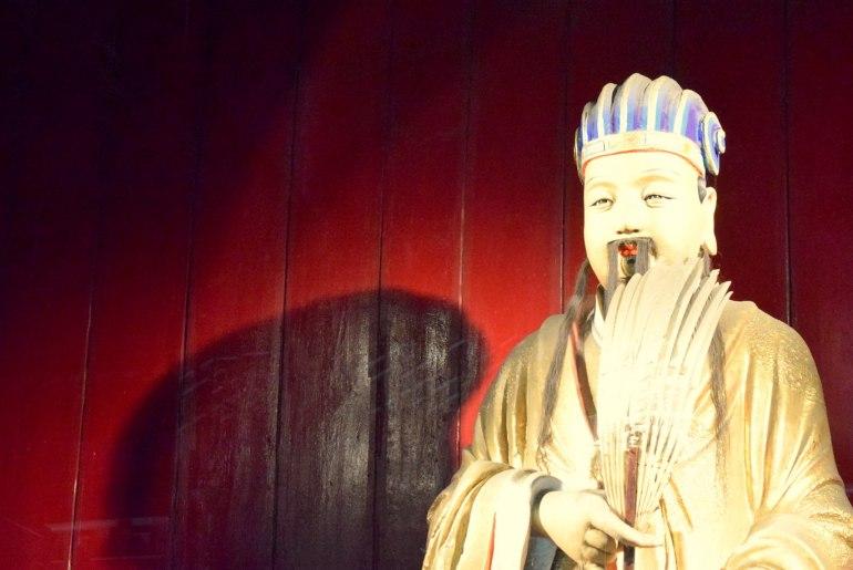 דז'ו-גה ליאנג היועץ האגדי (צילום: טל ניצן)