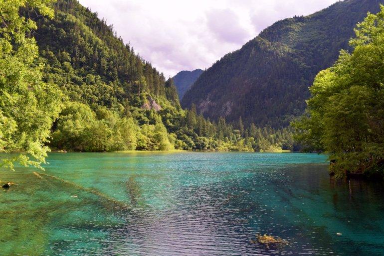 אגם חמשת הפרחים (צילום: טל ניצן)
