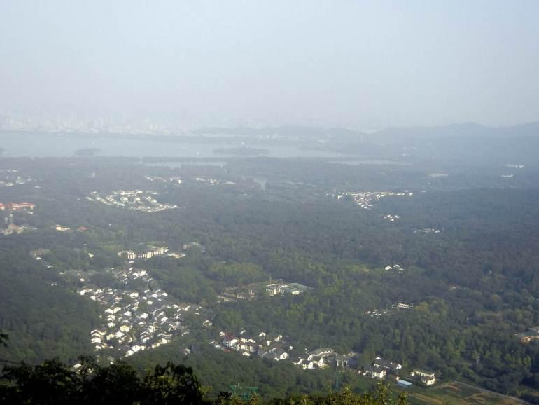 הנוף מהפסגה הצפונית (צילום: סרפין טולט)