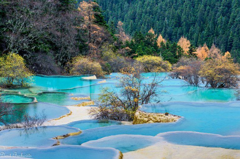 הפארק הלאומי חואנגלונג (צילום: דורית ברקוביץ)