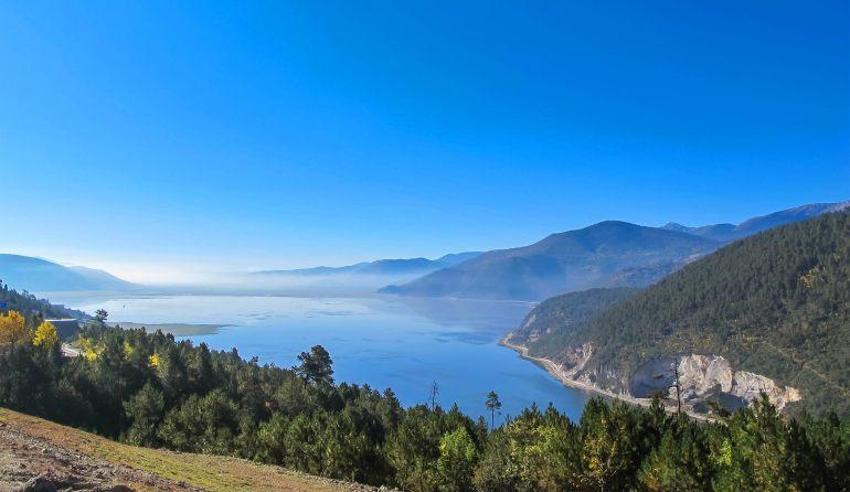 אגם נאפה (צילום: שאטרסטוק)