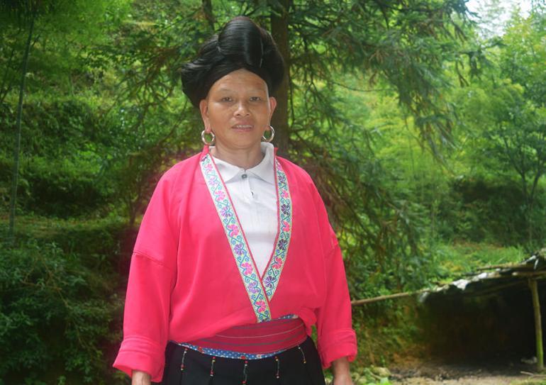 בת מיעוט יאו (צילום: טל ניצן)