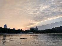 Sunset in Zhuhai