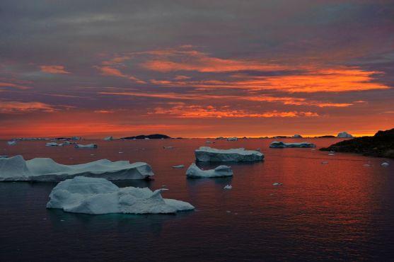 Grönland, Greenland, Westküste, Kullorsuaq