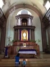 Inside Templo de Santo Domingo