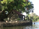 One tiny island home has its own chapel in Las Isletas