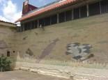 A mural in Leon