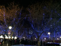 New Year's Eve at Place du Tertre