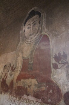 Mural at Sulamani Pahto