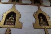 Buddha niches at Ananda Pahto
