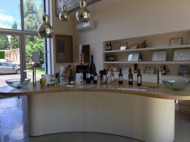 Wine tasting; Picpoul