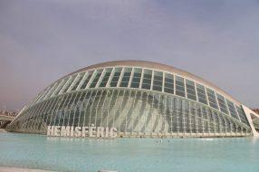 The planetarium and IMAX