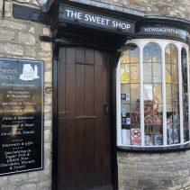 Sweet Shop, Corfe Castle
