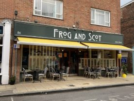 Frog and Scot, Deal
