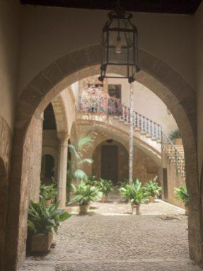 Patios of Palma