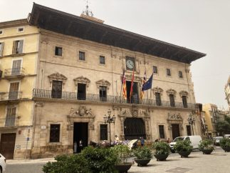 Palma's Town Hall