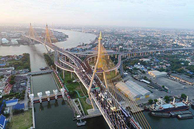 遇見曼谷1 ─ 班夸兆與拉波運河