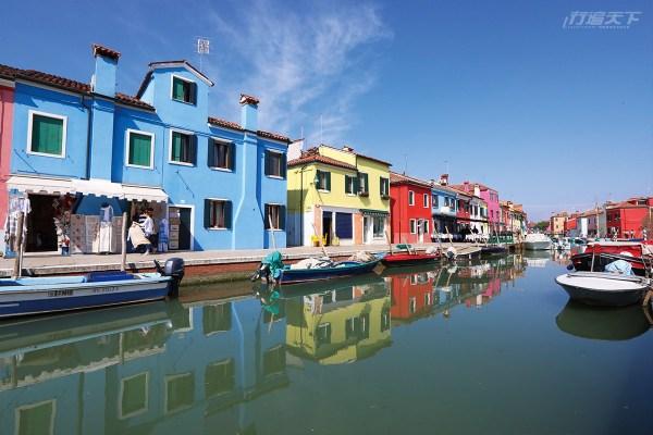 義大利,自駕旅遊,威尼斯,彩虹屋,五漁村,