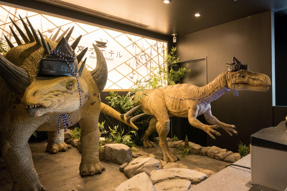 機器人佔領東京.跟恐龍說話才能住飯店