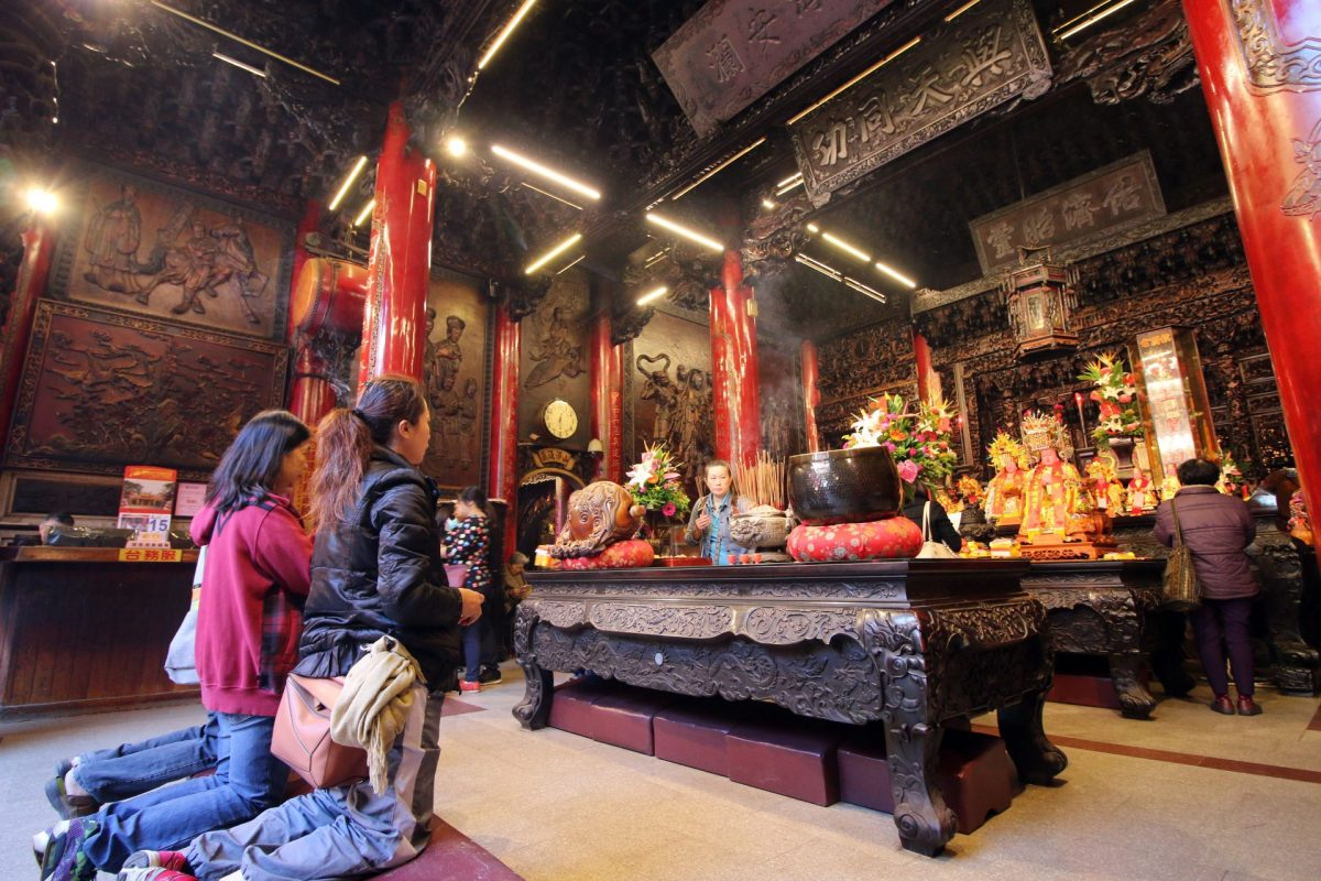走訪全台10大靈廟 求財好運旺旺來