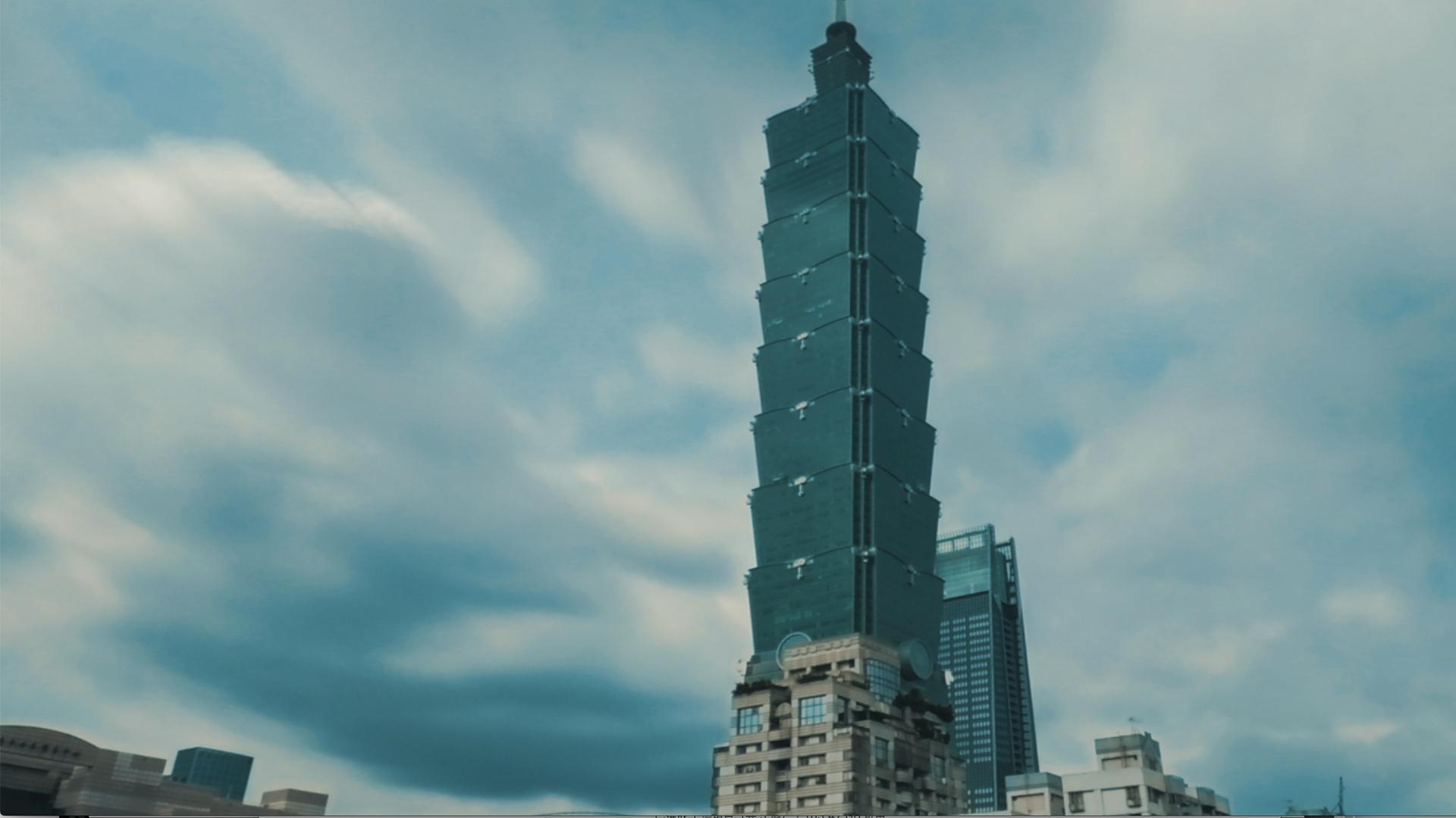 2分鐘看台北城市縮影