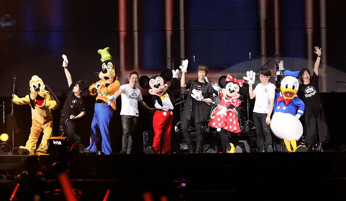五月天香港演唱會為「五迷」再創驚喜  更多迪士尼朋友壓軸登場