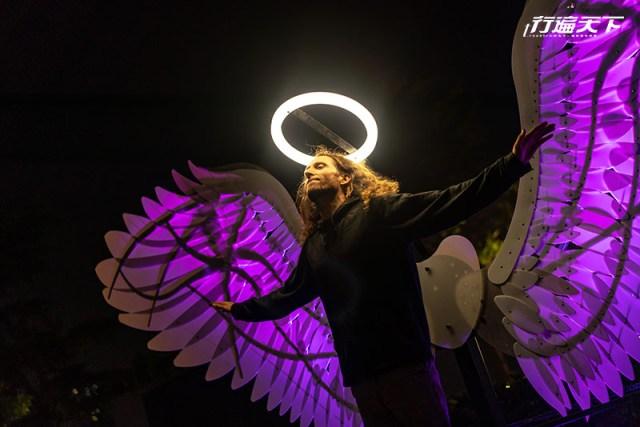 閃躍維港燈影節+繽紛聖誕樹 營造璀璨冬日盛會