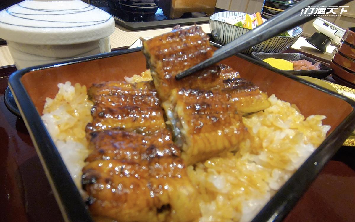 來自京都的鰻魚料理店「江戶川」,台灣一號店於台北新開幕