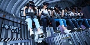 暑假到澳門與Hello Kitty一起拍照,還有VR設施讓你體驗