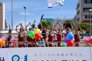 日本人的中元節怎麼過?當然是在祭典中一同歡樂