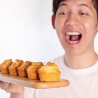 【高雄.吃】鹽埕老市場 跨國同性伴侶的磅蛋糕