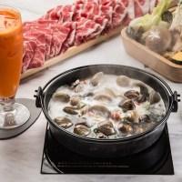 咖啡廳+火鍋店  樹林最新文青風「卜卜蜆火鍋」