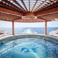 世界最大海上浴場  鑽石公主號的超狂設施