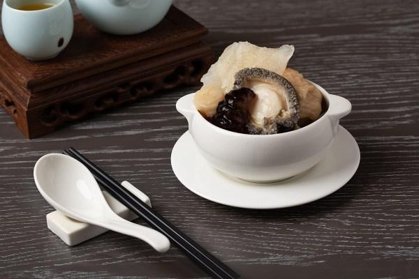 【台北.食】港式老火湯喝下精華,佛跳牆食材不炸慢火熬煮