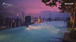 馬來西亞,8k,sharp,觀光