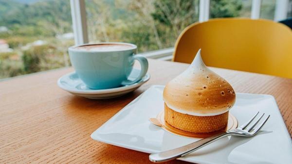 南投,蠻荒咖啡,甜點,下午茶,日月潭,